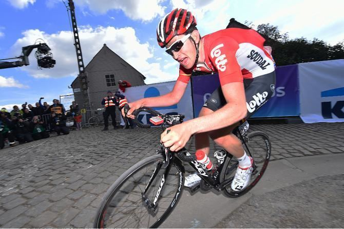 Tiesj Benoot Benoot downplays Belgiums high expectations at Tour de France