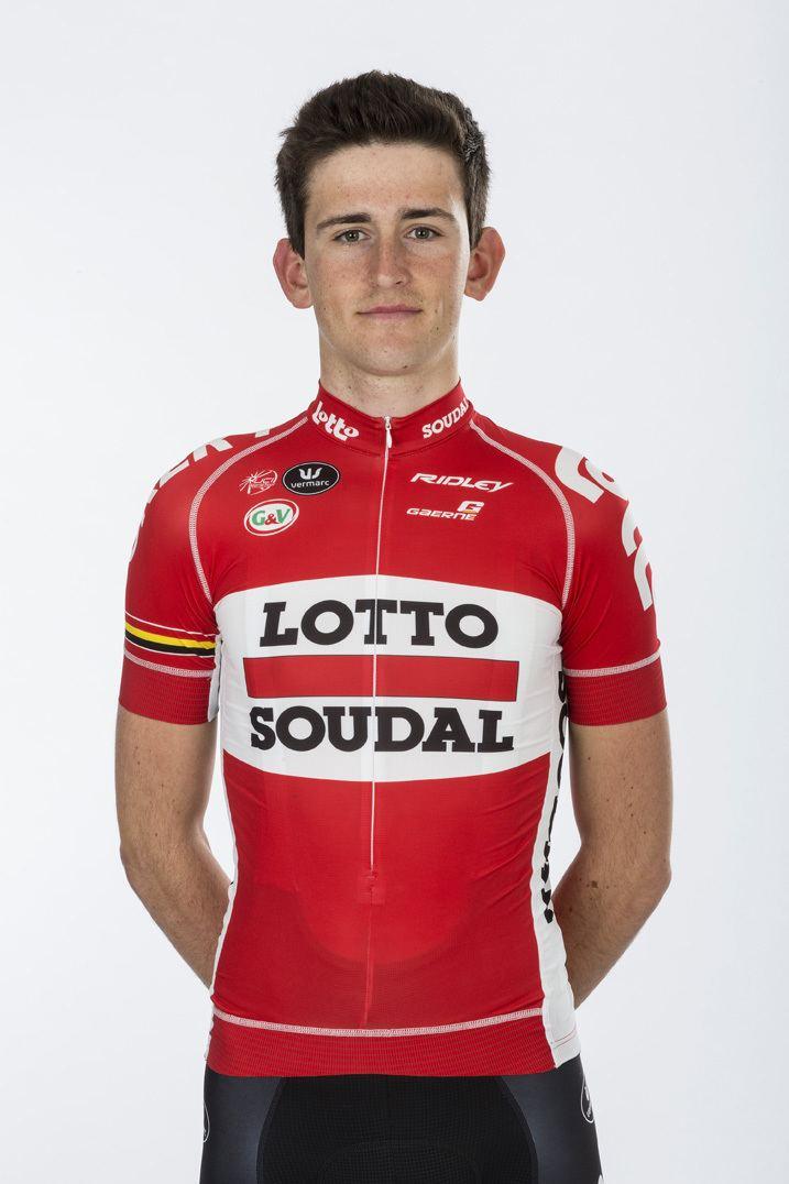 Tiesj Benoot Tiesj Benoot LottoSoudal Lotto Soudal Pinterest Cycling
