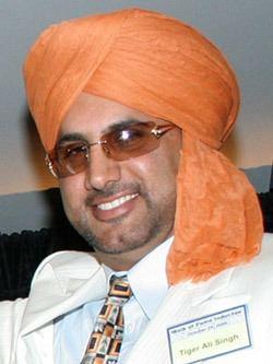 Tiger Ali Singh Tiger Jeet Singh Jr Tiger Jeet Singh Foundation