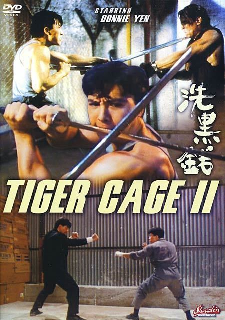 Tiger Cage 2 TIGER CAGE 2 1990 review Asian Film Strike