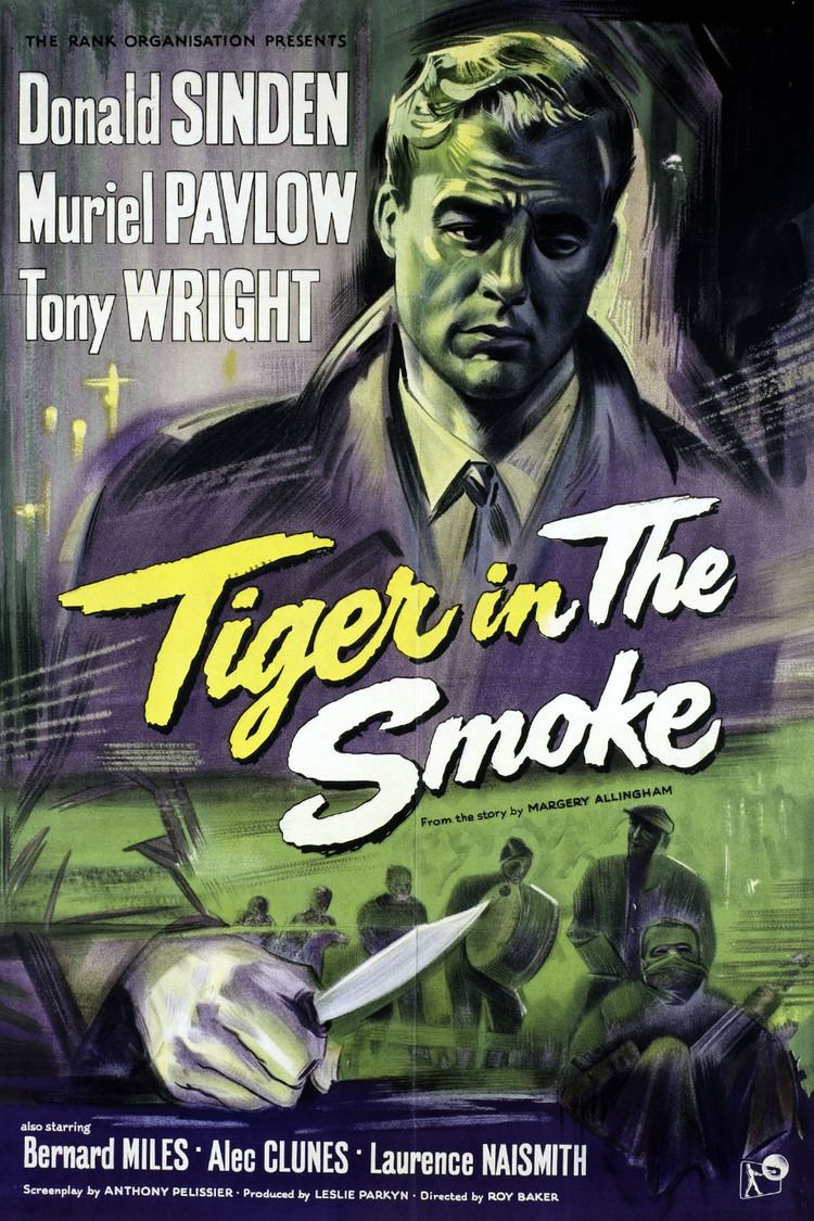 Tiger in the Smoke wwwgstaticcomtvthumbmovieposters43305p43305