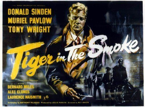 Tiger in the Smoke Tiger in the Smoke Edmund Purdom Tony Wright Felix Aylmer