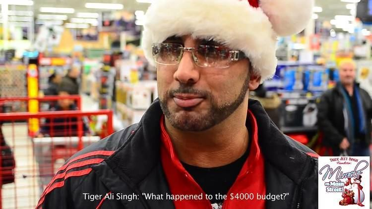 Tiger Jeet Singh Miracle on Main Tiger Jeet Singh Foundation YouTube
