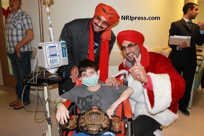 Tiger Jeet Singh Tiger Jeet Singh Most successful Indian pro wrestler in