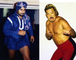 Tiger Jeet Singh CANOE SLAM Sports Wrestling Tiger Jeet Singh remembers