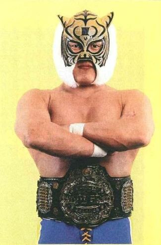 Tiger Mask IV Welcome to Dave Millican Belts com Maker of WWF WCW