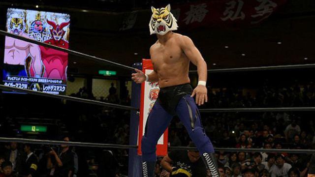 Tiger Mask (professional wrestling) Crunchyroll Tiger Mask W Roars Into Real Life at King of Pro