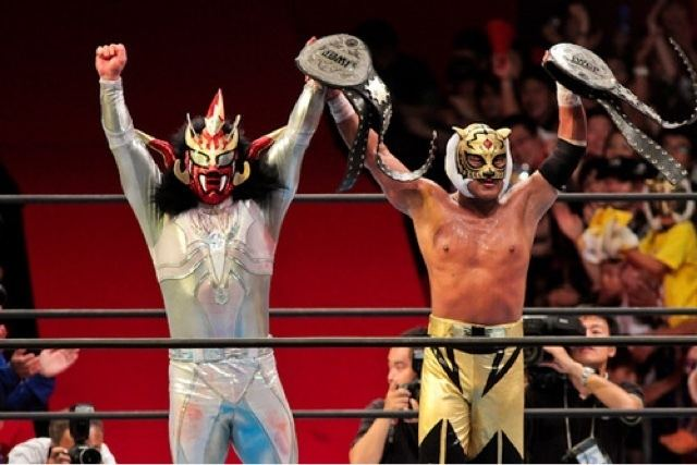 Tiger Mask (professional wrestling) Cafe Puro 101215 Tiger Mask and a Generational Legacy