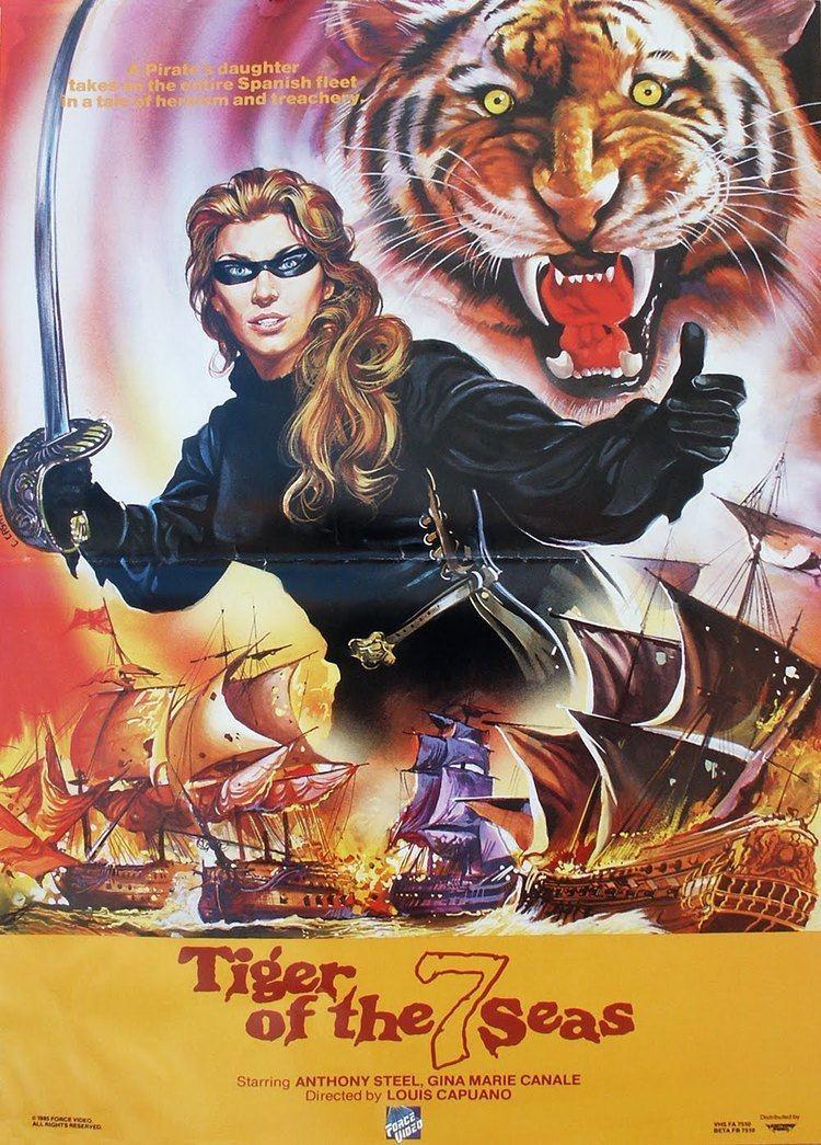 Tiger of the Seven Seas Tiger of the Seven Seas 1962 La tigre dei sette mari original