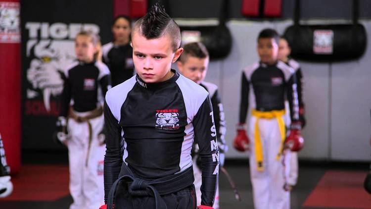 Tiger Schulmann Tiger Schulmann39s MMA Anti Bully Commerical YouTube