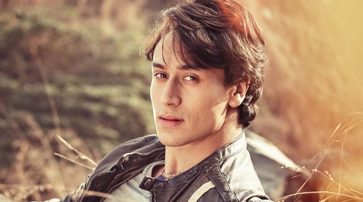 Tiger Shroff Tiger Shroff is training hard for his upcoming film