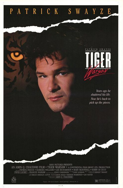 Tiger Warsaw Tiger Warsaw Movie Poster IMP Awards