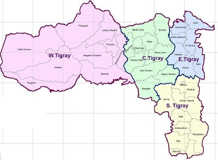 Tigray Region Culture of Tigray Region