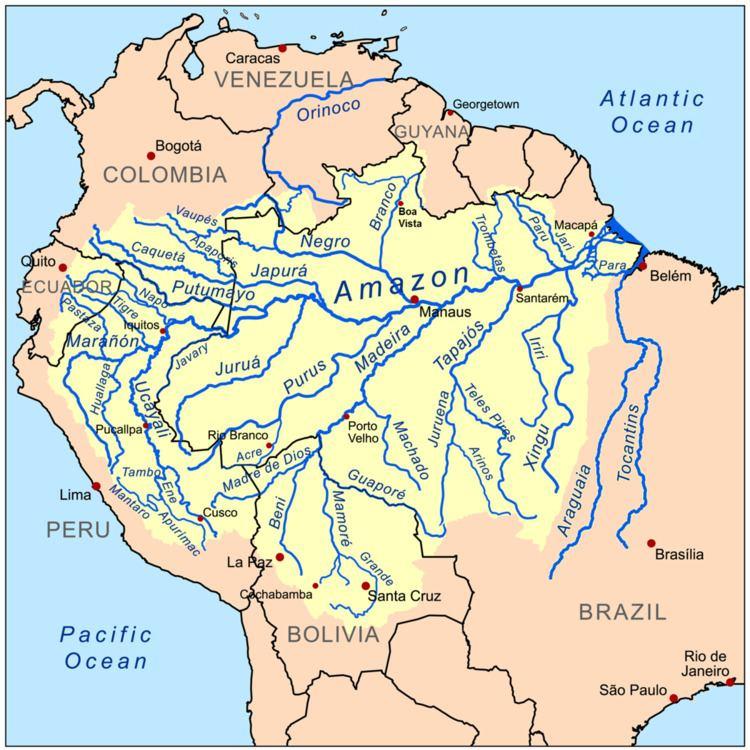 Tigre River