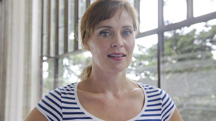 Tiina Lymi Tiina Lymill kova rooli Robassa rankat tarinat herkistivt Roba