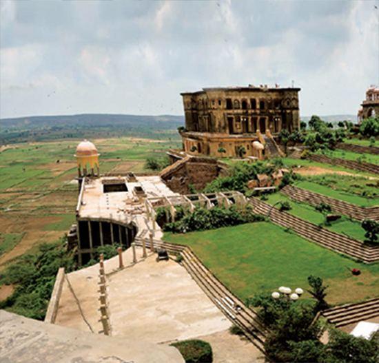 Tijara in the past, History of Tijara