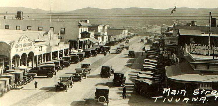 Tijuana in the past, History of Tijuana