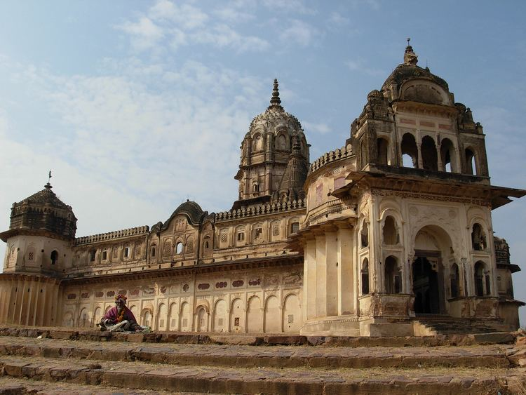 Tikamgarh in the past, History of Tikamgarh
