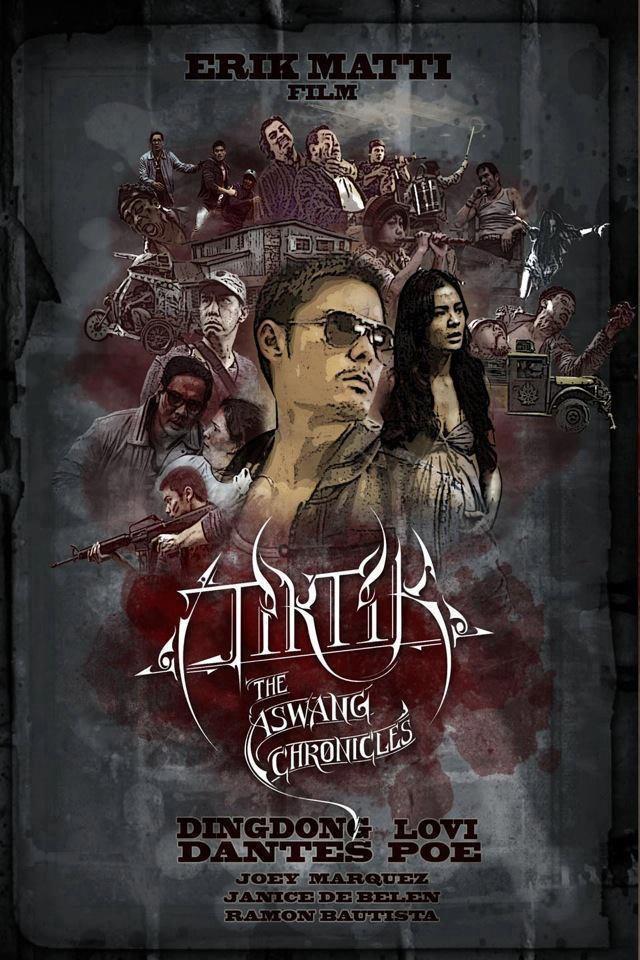 Tiktik: The Aswang Chronicles Tiktik The Aswang Chronicles 2012
