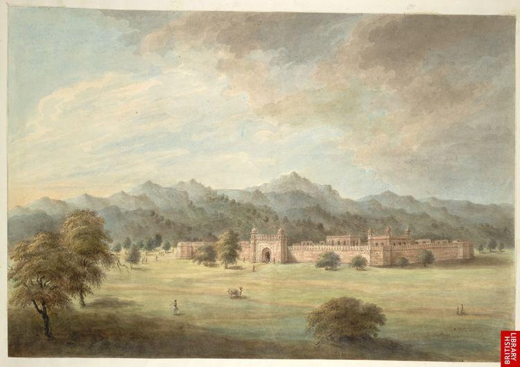 Tilhar in the past, History of Tilhar