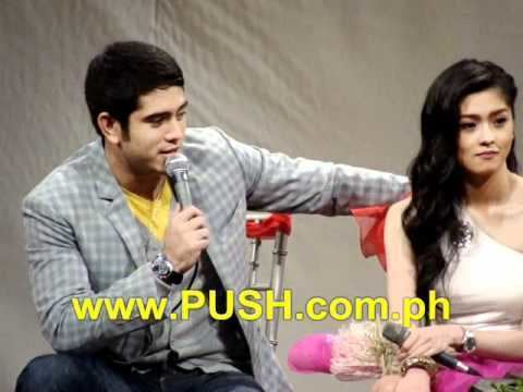 Till My Heartaches End Gerald Anderson Kim Chiu Till My Heartaches End press conference