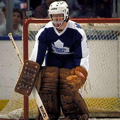 Tim Bernhardt Toronto Maple Leafs goaltending history Tim Bernhardt