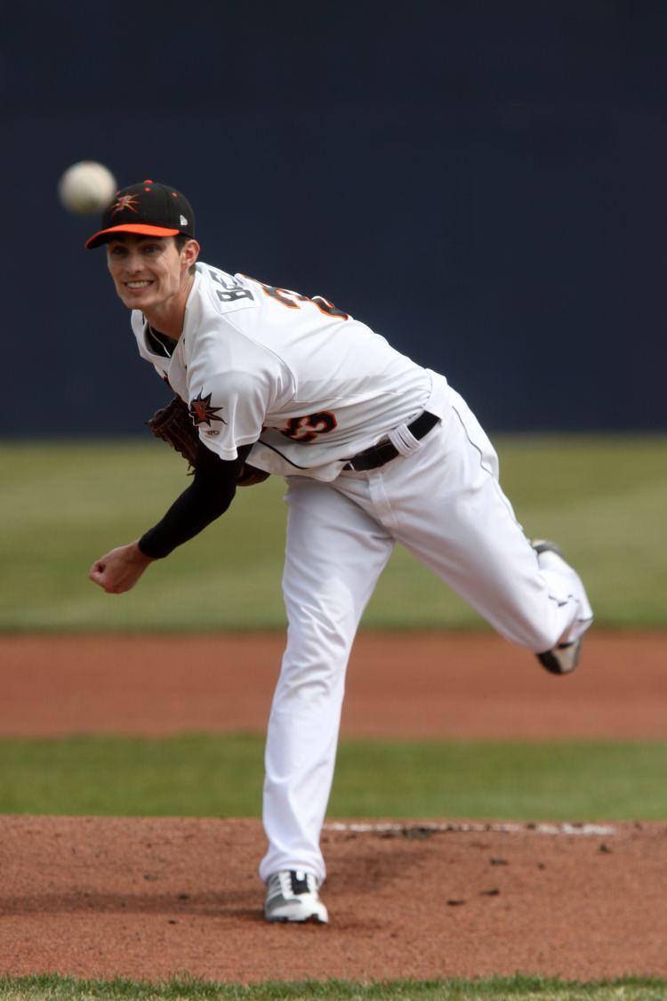 Tim Berry (baseball) Orioles Prospect Tim Berry Is Looking To Mak WBAL Radio