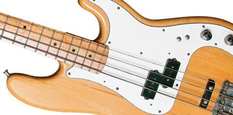Tim Bogert Tim Bogerts Modified Fender Vintage Guitar magazine