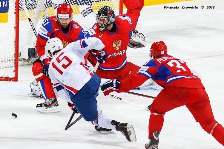 Tim Bozon Fighting Meningitis Tim Bozon Neisseria and the NHL