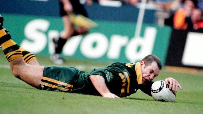 Tim Brasher Pictorial history of Rugby League World Cup