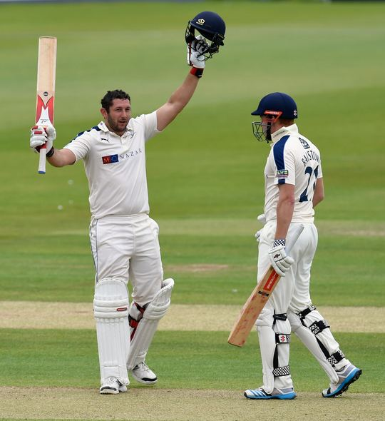 Tim Bresnan Becomes Forgotten Man All Out Cricket Daniel Brigham