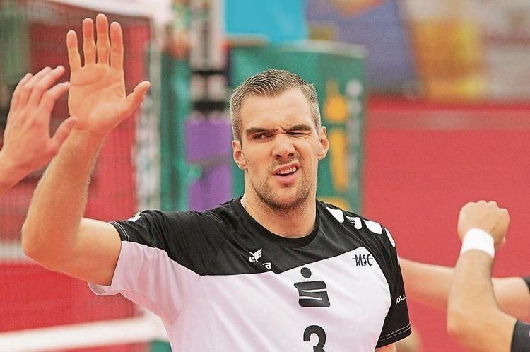 Tim Broshog Volleyball 15 Prozent bringen die Fans mindestens