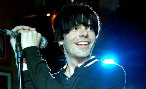 Tim Burgess (musician) Leicester Bangs Tim Burgess Telling Stories out in April