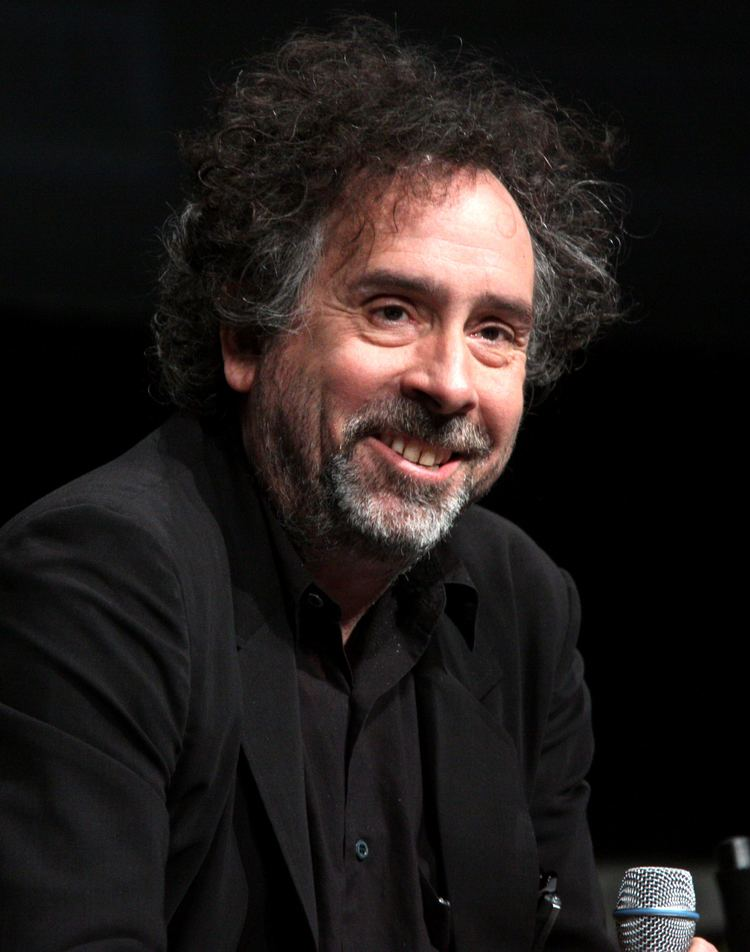 Tim Burton Tim Burton Wikipedia the free encyclopedia