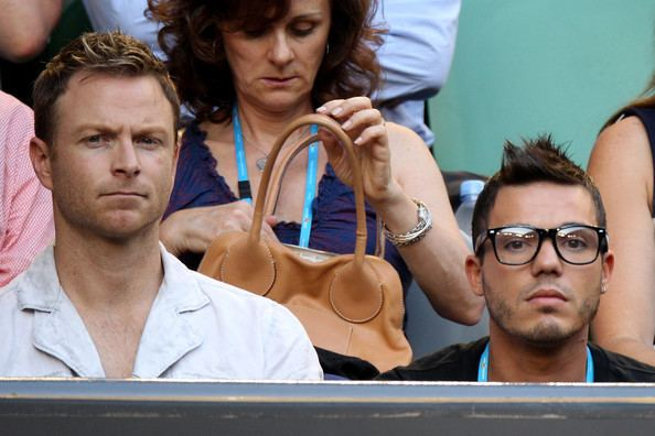 Tim Campbell (actor) Tim Campbell Pictures 2012 Australian Open Day 12 Zimbio