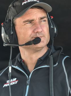 Tim Cindric Tim Cindric on son Austins NASCAR debut Hes in at the deep end