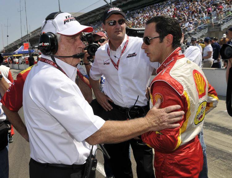 Tim Cindric Team Penskes Tim Cindric on close title race expansion IndyCar