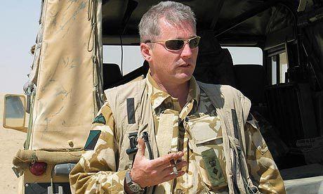 Tim Collins (British Army officer) Iraq postwar plan was nonexistent says Colonel Tim