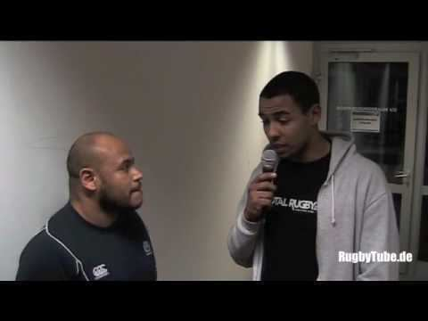 Tim Coly TotalRugby Interview mit Tim Coly DRV XV YouTube