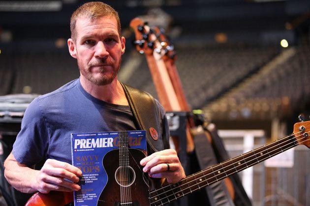 Tim Commerford Rig Rundown Tim Commerford Premier Guitar