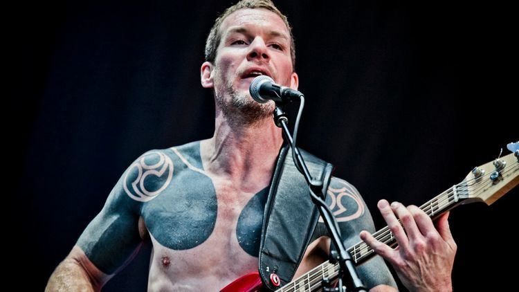 Tim Commerford Rage Against the Machine Bassist 39I Apologize for Limp
