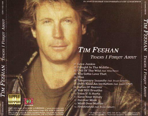 Tim Feehan FreeCoversnet Tim Feehan Tracks I Forgot About