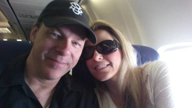 Tim Gaines STRYPER Bassist TIM GAINES Slams Fans For Attacking Wife Via Social