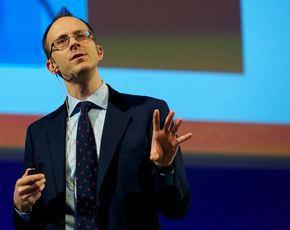 Tim Harford Undercover economist Tim Harford decries data visualisation dazzle