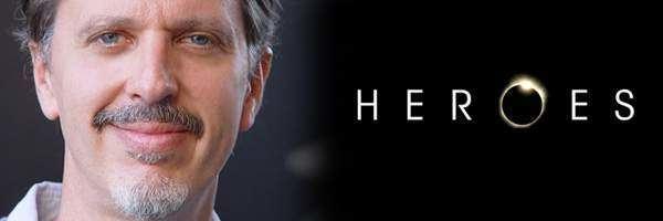 Tim Kring Tim Kring Talks HEROES Collider
