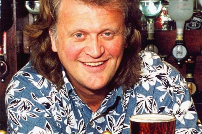 Tim Martin (businessman) Big shot Tim Martin of JD Wetherspoon The Times The Sunday Times