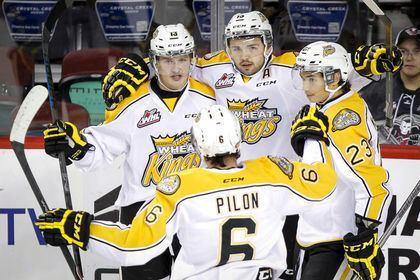 Tim McGauley Youthful energy a boon to Brandon Wheat Kings Hockey