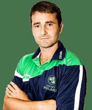 Tim Murtagh Cricket Ireland