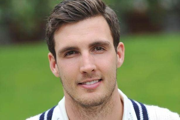 Tim Murtagh (Cricketer) playing cricket