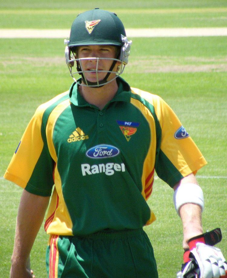 Tim Paine (Cricketer)